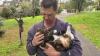 Incendiu pe timp de noapte! Ce a făcut o pisică pentru a-şi salva stăpânul care dormea dus (VIDEO)