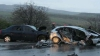 Accident grav: Şase oameni au murit, printre care doi copii, din cauza unui şofer care a încercat să se sinucidă