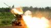 Lupte grele se dau la Doneţk. Focuri de artilerie au cuprins aeroportul local