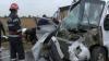 Un conducător auto din Republica Moldova a fost implicat într-un grav accident de circulaţie în judeţul românesc Cluj