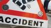 ''Am văzut moartea cu ochii''. Două maşini s-au lovit după ce un şofer a ieşit pe contrasens la Ciocana (VIDEO)