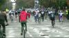 Aproape 400 de sportivi din toată ţara au participat la o cursă de ciclism. Cu ce trofee s-au ales câştigătorii