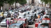 Greva taximetriştilor provoacă haos în Londra. Ce-i nemulţumeşte