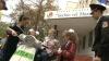 Lecţii speciale în şcolile din ţară. Inspectorii i-au învăţat pe elevi să respecte regulile de circulaţie (VIDEO)