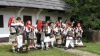Sărbătoare în toată regula la Taraclia. Reprezentanţi ai grupurilor etnice din Moldova şi-au prezentat tradiţiile