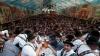 Bucurie mare pentru amatorii de cârnaţi şi bere. Festivalul Oktoberfest şi-a deschis porţile