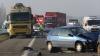 Circa 150 de maşini, implicate într-un accident în lanţ produs în Olanda. Sunt morţi