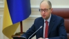 Iațeniuk: Ucraina va construi noi reactoare nucleare