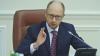 Iaţeniuk a cerut comunităţii internaţionale să menţină sancţiunile împotriva Rusiei