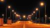 Străzile din Hâncești ies din beznă. Un proiect de iluminare stradală a fost implementat în două sectoare din municipiu