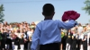 Sărbătoare în spirit patriotic la Kiev! Cum s-au prezentat elevii ucraineni în prima zi de şcoală (FOTO)