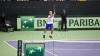 Cupa Davis: Moldova și Danemarca au obținut câte o victorie în prima zi a partidei directe
