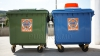 Colectarea selectivă a deşeurilor aduce pierderi financiare Primăriei. Oamenii aruncă totul într-un singur tomberon