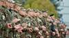 Cel de-al doilea contingent de militari moldoveni a plecat în misiunea de menţinere a păcii în Kosovo (VIDEO)