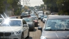 Şmecher pe strada Ştefan cel Mare. La ce manevră recurge un şofer din capitală pentru a scăpa de ambuteiaj (VIDEO)