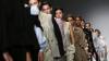 Explozie de culori la săptămâna modei de la Londra. Imprimeurile florale au dominat podiumul