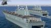 Autorităţile franceze au decis amânarea livrării navelor de război către Rusia, în urma tensiunilor din Ucraina