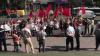 Protest la MAI! Zeci de comunişti cer demisia lui Dorin Recean
