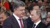 Se anunţă pace în Ucraina! Poroşenko şi Putin au convenit asupra unui armistiţiu