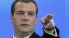 Premierul Dmitri Medvedev ameninţă europenii: Toţi sunteţi în pericol