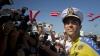 Sărbătoare în oraşul natal al ciclistului Alberto Contador. Mii de suporteri s-au adunat pentru a-i onora succesul