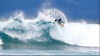 Show de zile mari la campionatul mondial de surfing