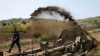 Tranşee la hotarul cu Ucraina! Grănicerii sapă şanţuri antitanc pe porţiunea frontierei cu regiunea transnistreană