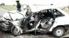 Accident GRAV la Ungheni! Doi bărbaţi au decedat, iar alţi doi au fost transportaţi de urgenţă la spital