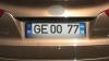 Observaţi ceva ciudat la acest număr de înmatriculare? Şoferul maşinii poate fi pedepsit (FOTO/VIDEO)