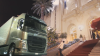Angajatul unui cazino din Italia, nevoit să parcheze un camion în loc de un supercar (VIDEO)