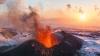 NO COMMENT. Un lac de lavă din Hawaii se revarsă pentru prima dată după un secol