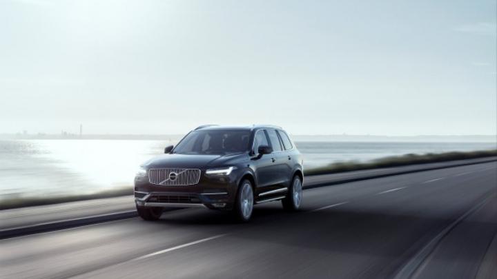 Versiunea specială a SUV-ului Volvo XC90 a fost vândută online în câteva ore