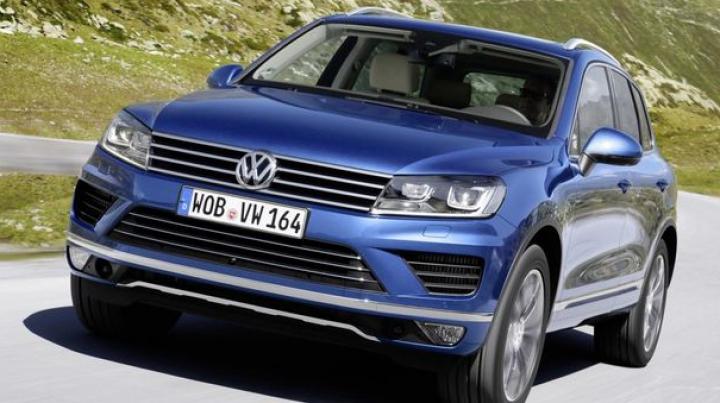 Volkswagen introduce un motor diesel de 262 cai putere în gama Touareg facelift
