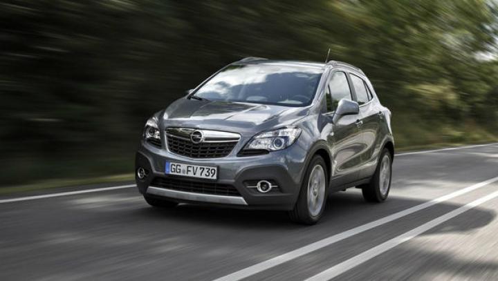 Opel Mokka primeşte motorizarea diesel de 1.6 litri din octombrie