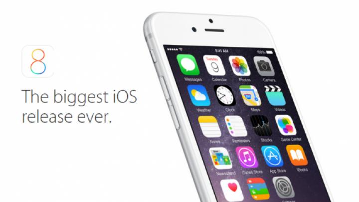 De ce nu e bine să treci la iOS 8 imediat după lansarea noului sistem de operare
