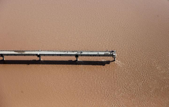 (GALERIE FOTO) Cum arată unul dintre cele mai mari dezastre naturale din 2014