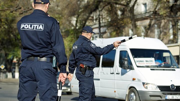 N-a avut noroc. Un bărbat din Soroca a fost reţinut pentru ceea ce au găsit inspectorii de patrulare în maşina sa