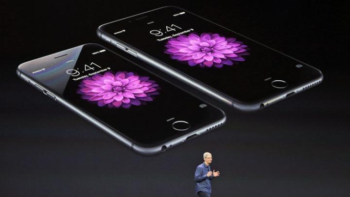 Cererea de iPhone 6 este incredibil de mare. Apple face faţă cu greu numărului mare de comenzi