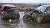 Accident cu victime pe traseul Bălţi-Râşcani. Cinci oameni, printre care şi un copil, au ajuns la spital