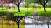 Imagini inedite: Cum se vede schimbarea anotimpurilor din spaţiu