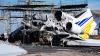 Lupta pentru spaţiul aerian se duce pe pământ. Imagini apocaliptice pe aeroportul din Doneţk (FOTO)