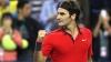 Roger Federer s-a calificat în finala Mastersului de la Shanghai