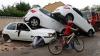 Guvernul francez a decretat stare de calamitate naturală după ravagiile provocate de inundaţii