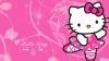 Personajul iubit de milioane de fetiţe din lumea întreagă, Hello Kitty, are o expoziţie specială la Los Angeles