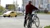 VIDEO incredibil! Un biciclist fantomă a fost surprins în timpul unei filmări
