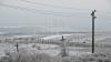 Fără curent electric din cauza chiciurii: Locuitorii a 14 sate din Moldova nu au lumină în case