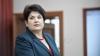 Valentina Buliga, la raport: Ne dorim o viaţă liniştită pentru bătrâni şi un viitor stabil copiilor
