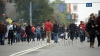 Atmosferă încinsă în centrul capitalei. Mii de oameni au urmărit concertul dedicat Zilei Naționale a Vinului