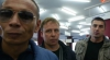 Bodyguarzii lui Şevciuk şi Ştanski care au agresat o echipă de jurnaliști la Aeroport au fost DEMIŞI