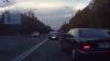 Nereguli pe strada Alba Iulia din capitală. Un şofer era cât pe ce să provoace un accident (VIDEO)